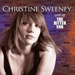 Christine Sweeney Live at the Bitter End