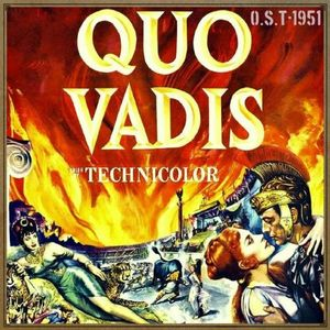 Quo Vadis (Original Soundtrack) [Import]
