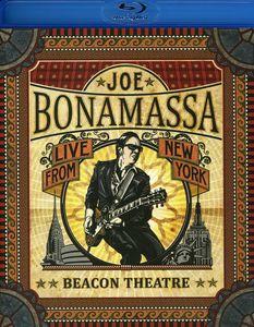Joe Bonamassa: Beacon Theatre: Live From New York [Import]