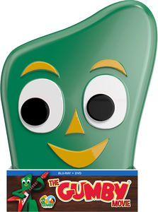 The Gumby Movie Blu-Ray and DVD Combo Set