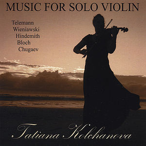 Music for Solo Violin