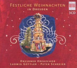 Festliche Weihnachten in Dresd