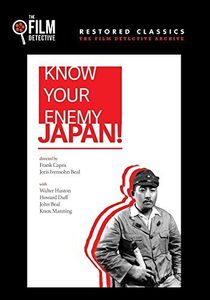 Know Your Enemy: Japan