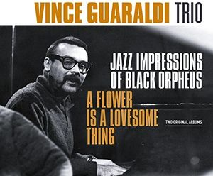 Jazz Impressions Of Black Orpheus /  Flower Is A Lovesome Thing [Import]