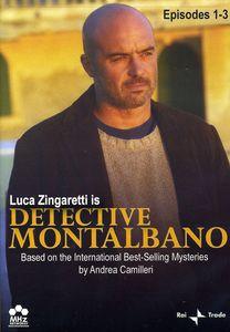 Detective Montalbano: Episodes 1-3