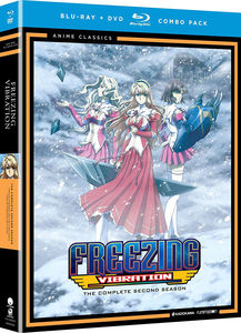 Freezing Vibration: Season Two - Anime Classics
