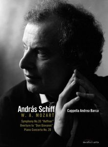Andras Schiff Plays & Conducts Mozart