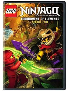 Lego Ninjago: Masters of Spinjitzu - Season Four