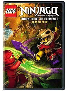 Lego Ninjago: Masters of Spinjitzu - Season Four