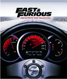 Fast and Furious: The Ultimate Ride Collection