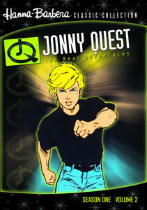 Jonny Quest: The Real Adventures Season One Volume Two