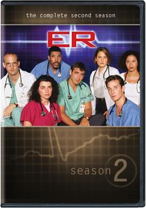 ER: The Complete Second Season