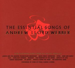 Essential Songs of Andrew Lloyd Webber (Original Soundtrack) [Import]