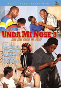 Unda Mi Nose: Volume 3: Den Den Come to Town
