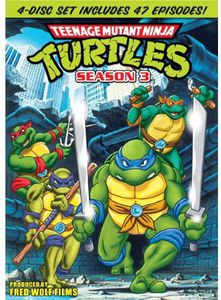Teenage Mutant Ninja Turtles: Season 3