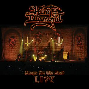 Songs For The Dead Live , King Diamond