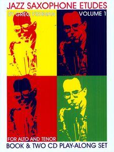 Jazz Saxophone Etudes