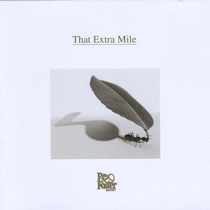 That Extra Mile