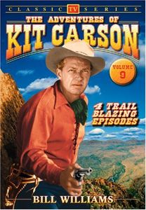 The Adventures of Kit Carson: Volume 9