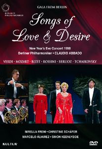 Songs of Love & Desire: New Year's Eve Concert 98
