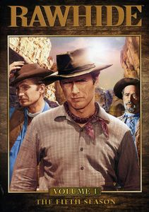 Rawhide: The Fifth Season Volume 1