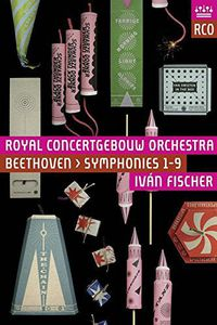 Symphonies Nos. 1-9