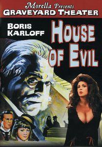Graveyard Series 3: House of Evil (1968)