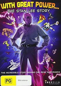 With Great Power: Stan Lee Story [Import]
