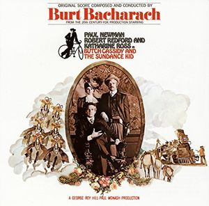 Butch Cassidy and the Sundance Kid (Original Soundtrack) [Import]