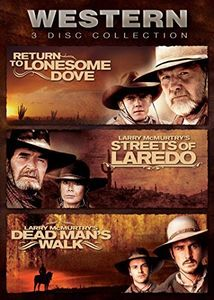 Western 3 Disc Collection