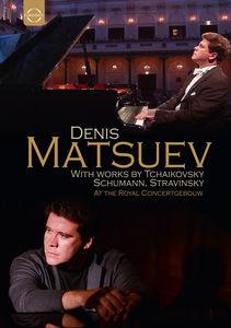 Denis Matsuev: Piano Recital at the Royal Concertgebouw
