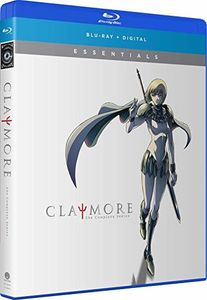 Claymore: Complete Series