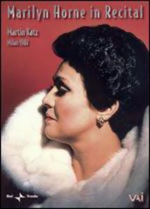 Marilyn Horne in Recital Milan 1981