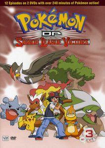 Pokemon DP: Sinnoh League Victors Set 3