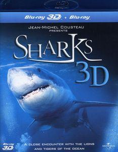 Sharks (2005) (3D + 2D) [Import]