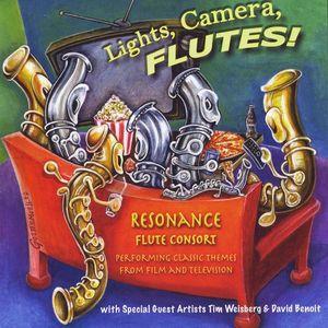 Lights Camera Flutes