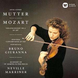 Mozart: Violin Concerto No. 1 Sinfon