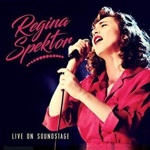 Regina Spektor: Live on Soundstage [Import]