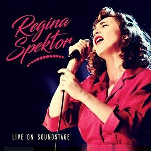 Regina Spektor Live on Soundstage [Import]