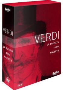 La Traviata /  Aida /  MacBeth