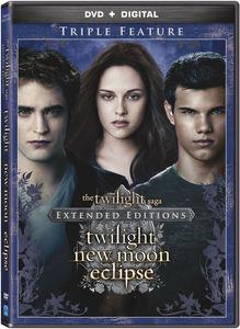 The Twilight Saga Extended Editions