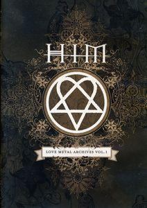 H.I.M.: Love Metal Archives Vol. 1 [Import]