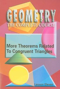 More Theorems Related to Congruent Triangles