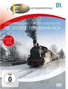Br-Fernweh: Die Grosse-Eisenbahn-Box