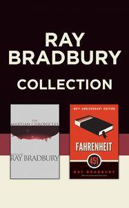 RAY BRADBURY COLLECTION THE MARTIAN CHRONICLES