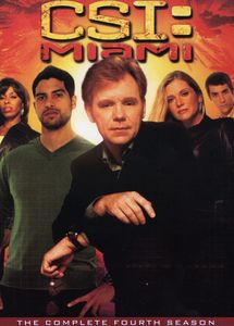 CSI: Miami: The Complete Fourth Season