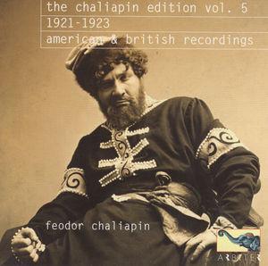 Edition 5 New York & London Recordings 1921-1923