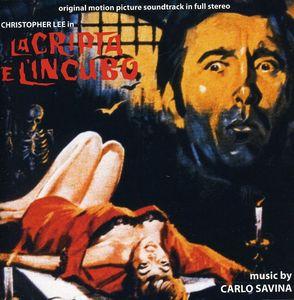 La Cripta E L'incubo (Crypt of the Vampire) (Original Motion Picture Soundtrack)