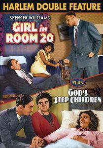 Harlem Double: Girl in Room 20 /  God's Stepchildre