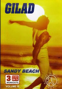 Gilad: Bodies in Motion Sandy Beach Workout